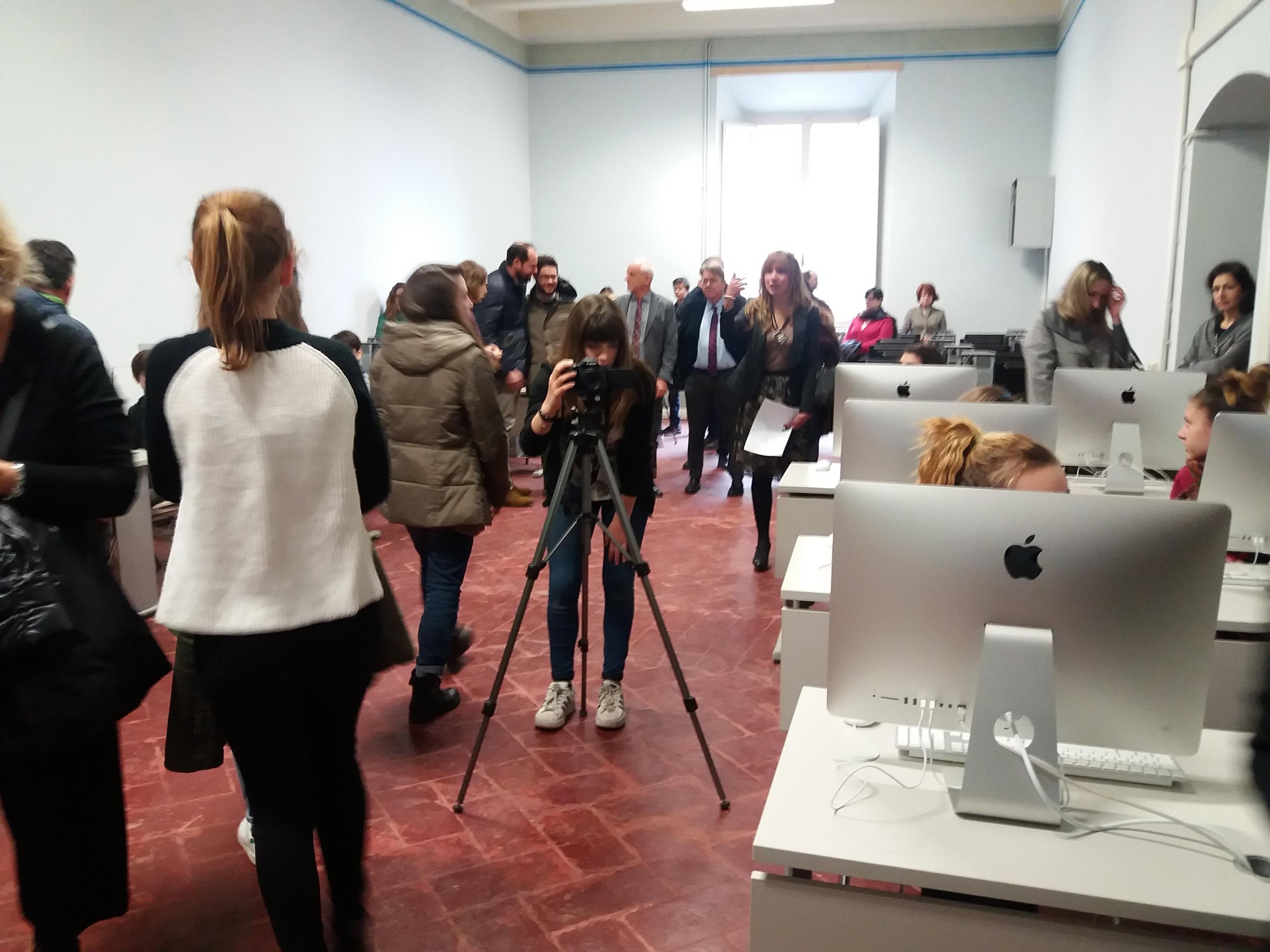 Il Liceo Artistico di Cortona, una realtà