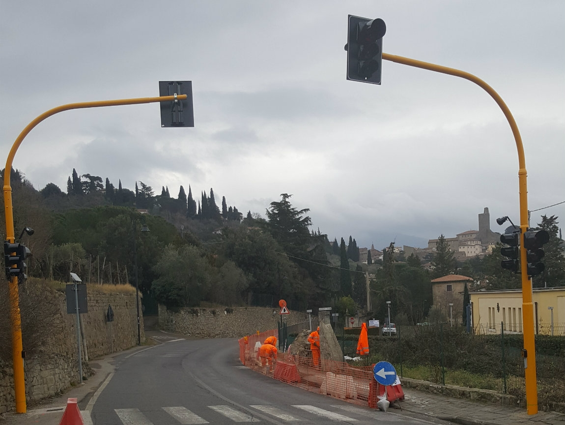 A Castiglion Fiorentino un Ufficio Comunale per la sicurezza stradale