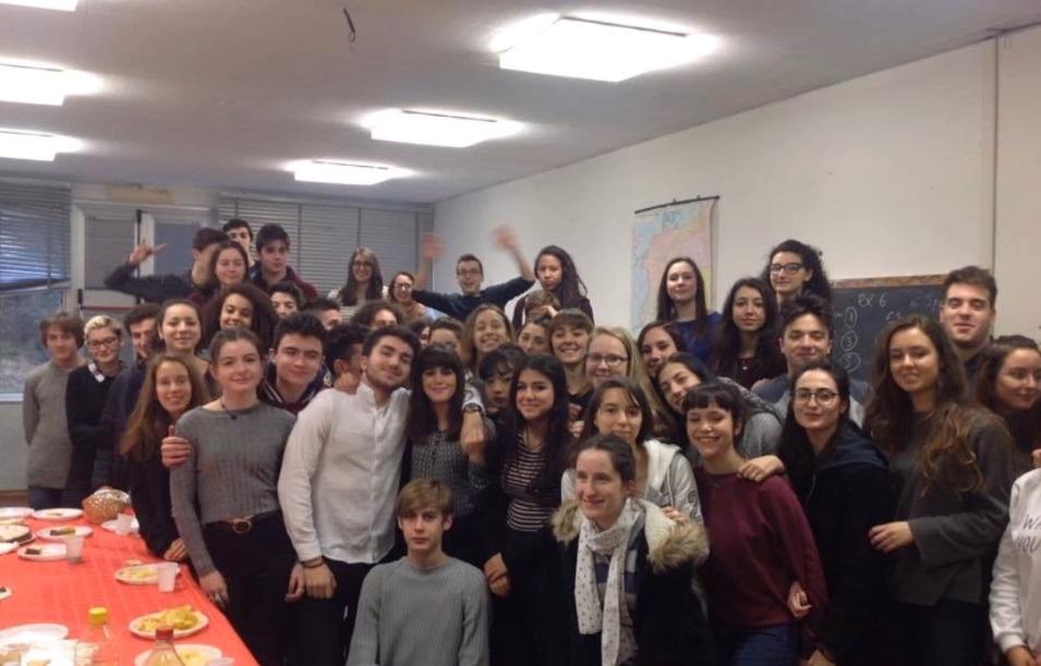 Montepulciano, i ragazzi del Linguistico alla scoperta della Francia