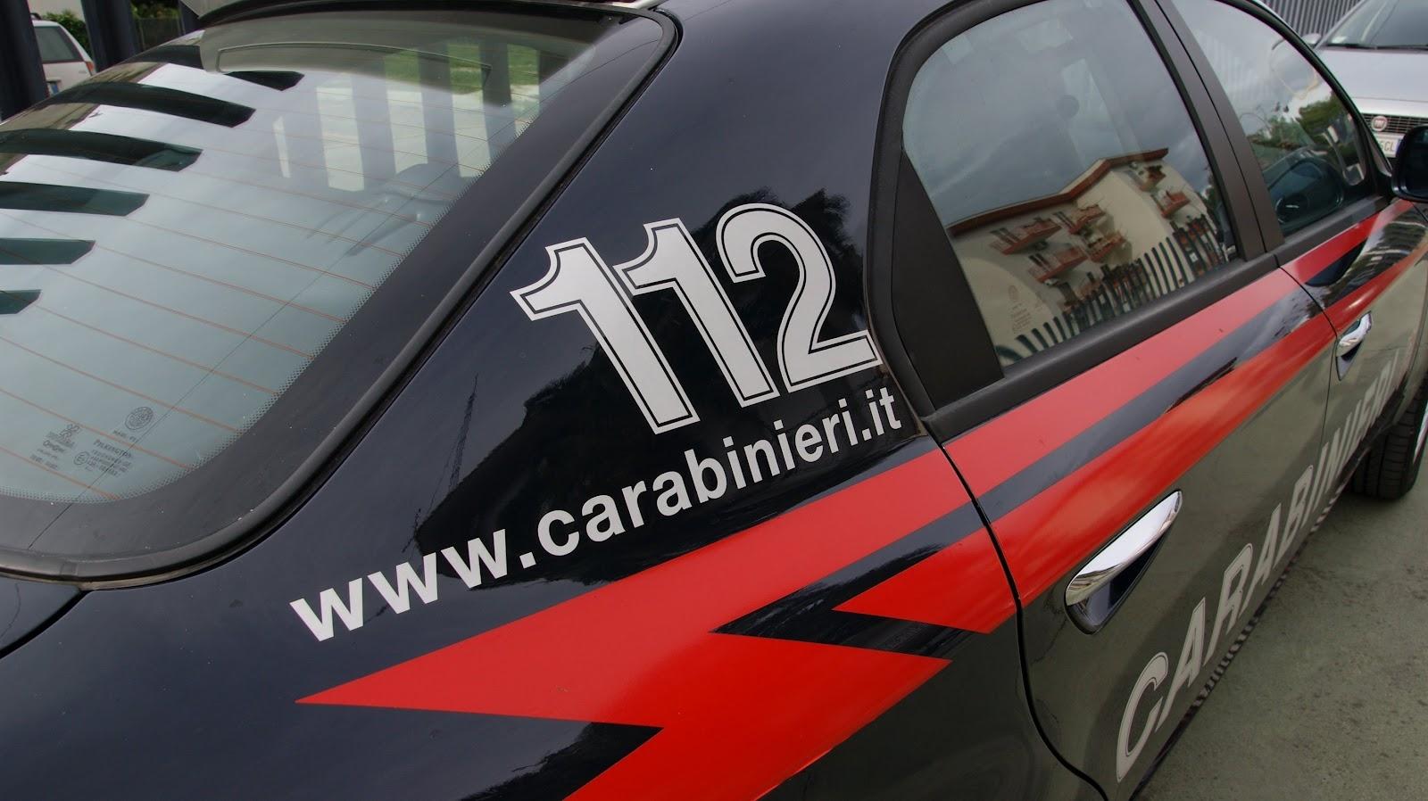 Cortona: marito violento arrestato dai Carabinieri. Perseguitava ancora la ex moglie