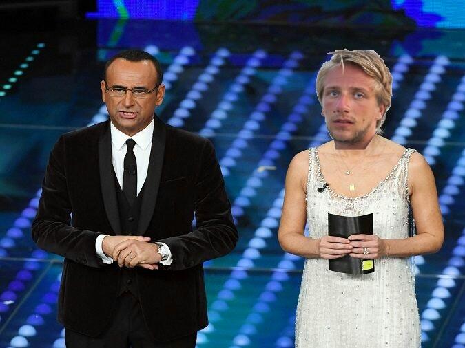 Sanremo... il Pagellone del Biondo!