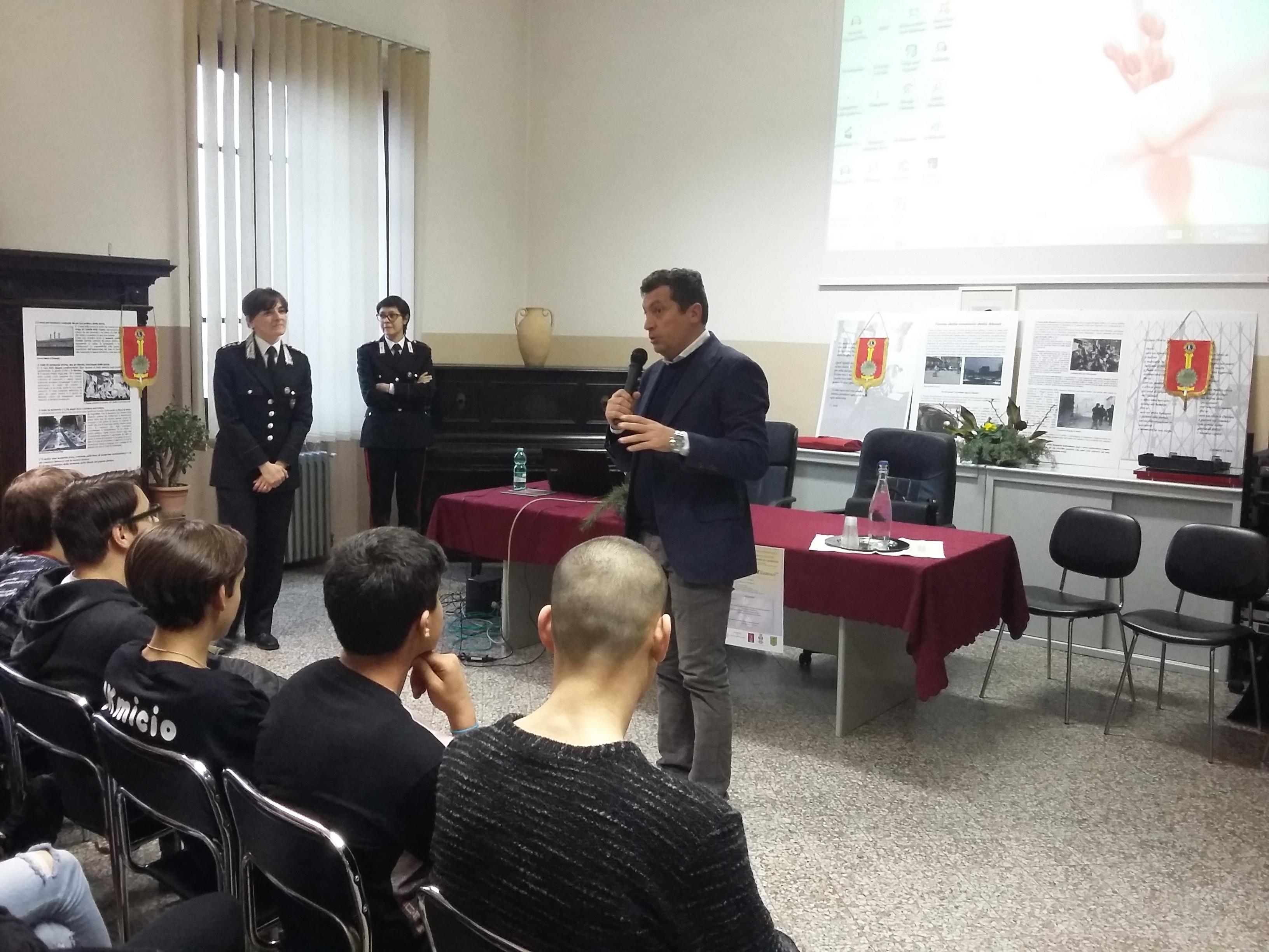Contro il Bullismo, iniziative a Castiglion Fiorentino