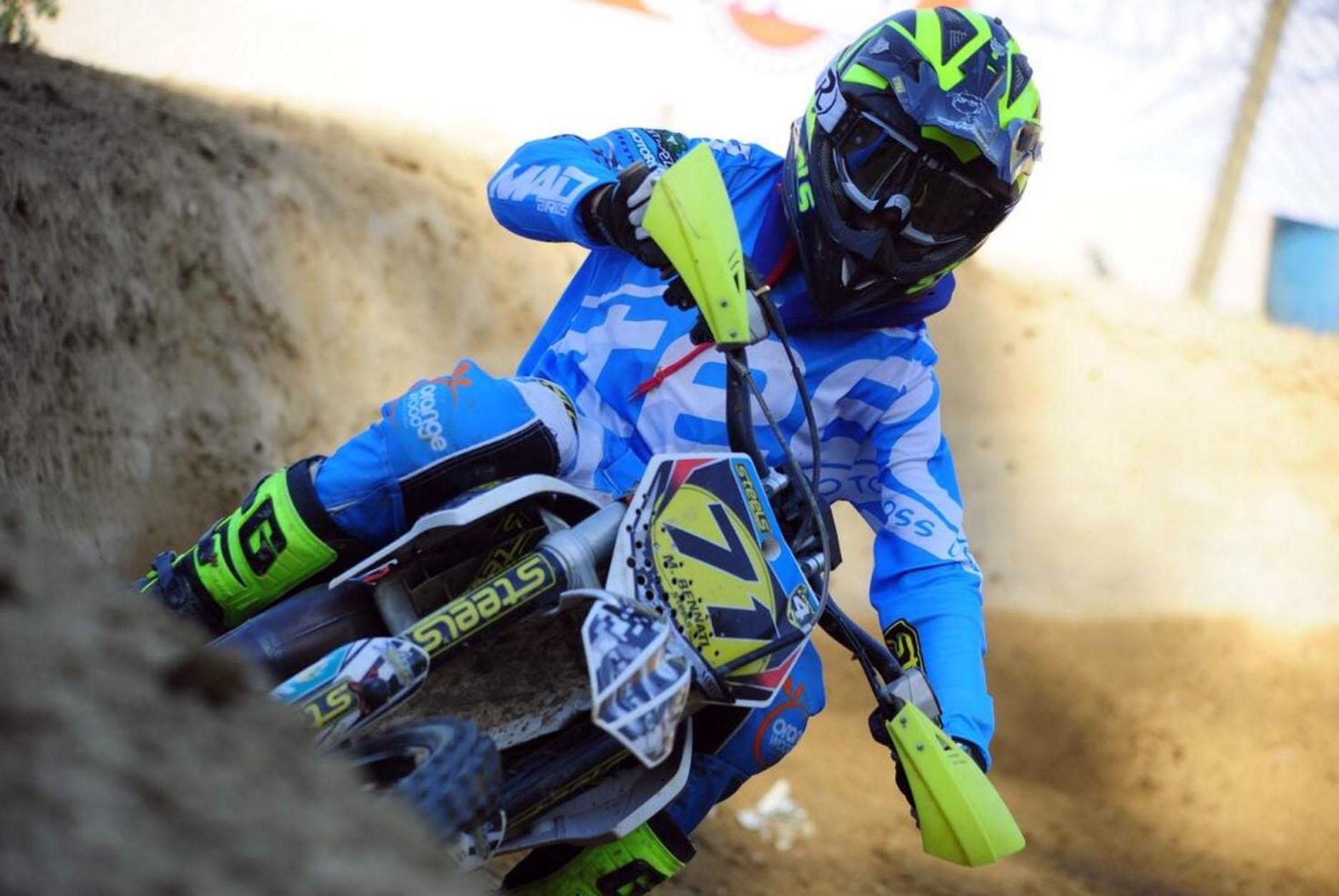 Motocross, la Steels ai nastri di partenza della nuova stagione