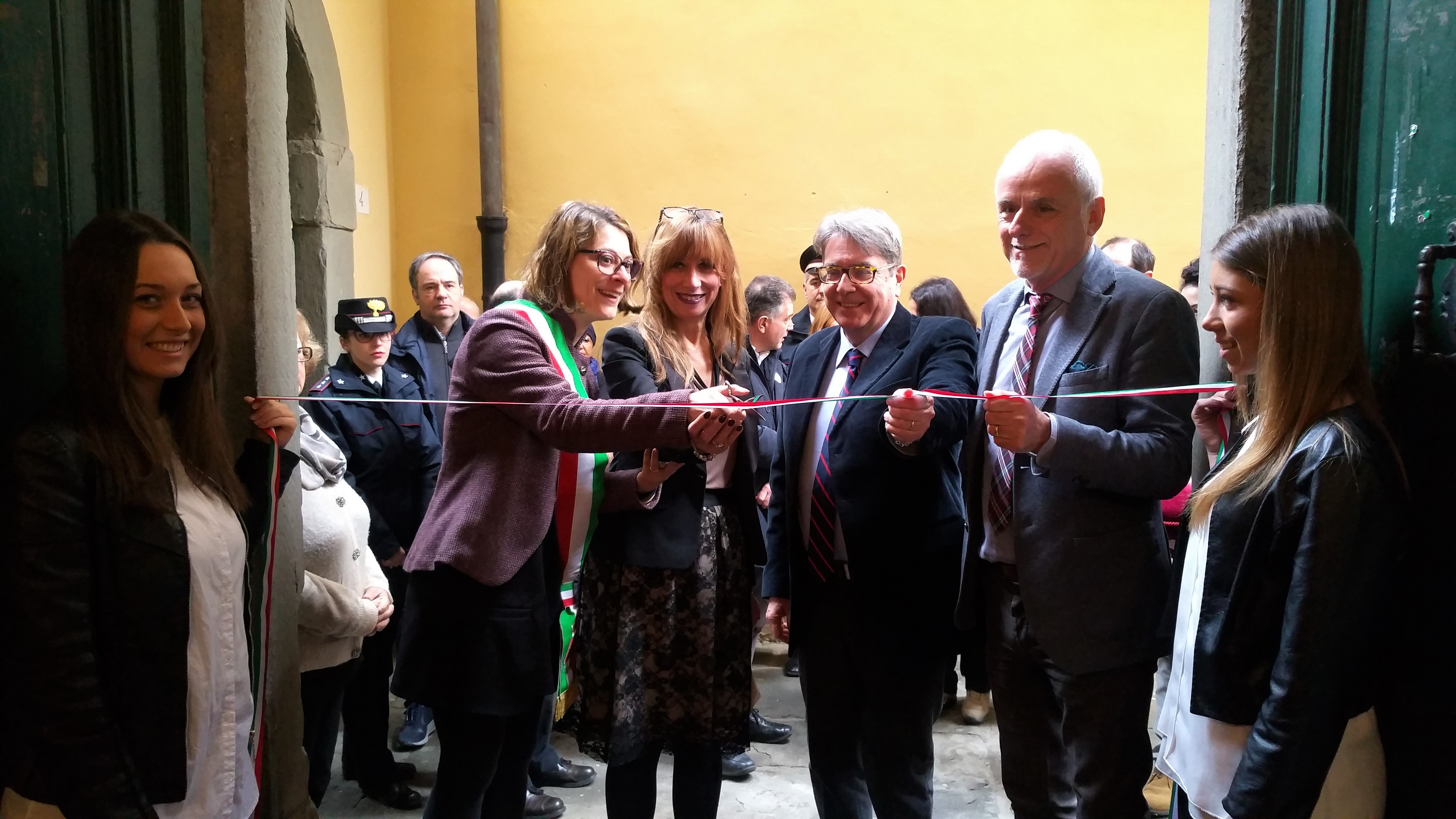 Inaugurati i nuovi laboratori del Liceo Artistico cortonese