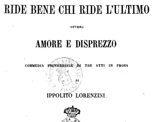 Ippolito Cortona, un altro cortonese illustre