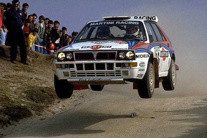 Torna l'Historic Rally Vallate Aretine. Passaggi a Cortona e Castiglion Fiorentino