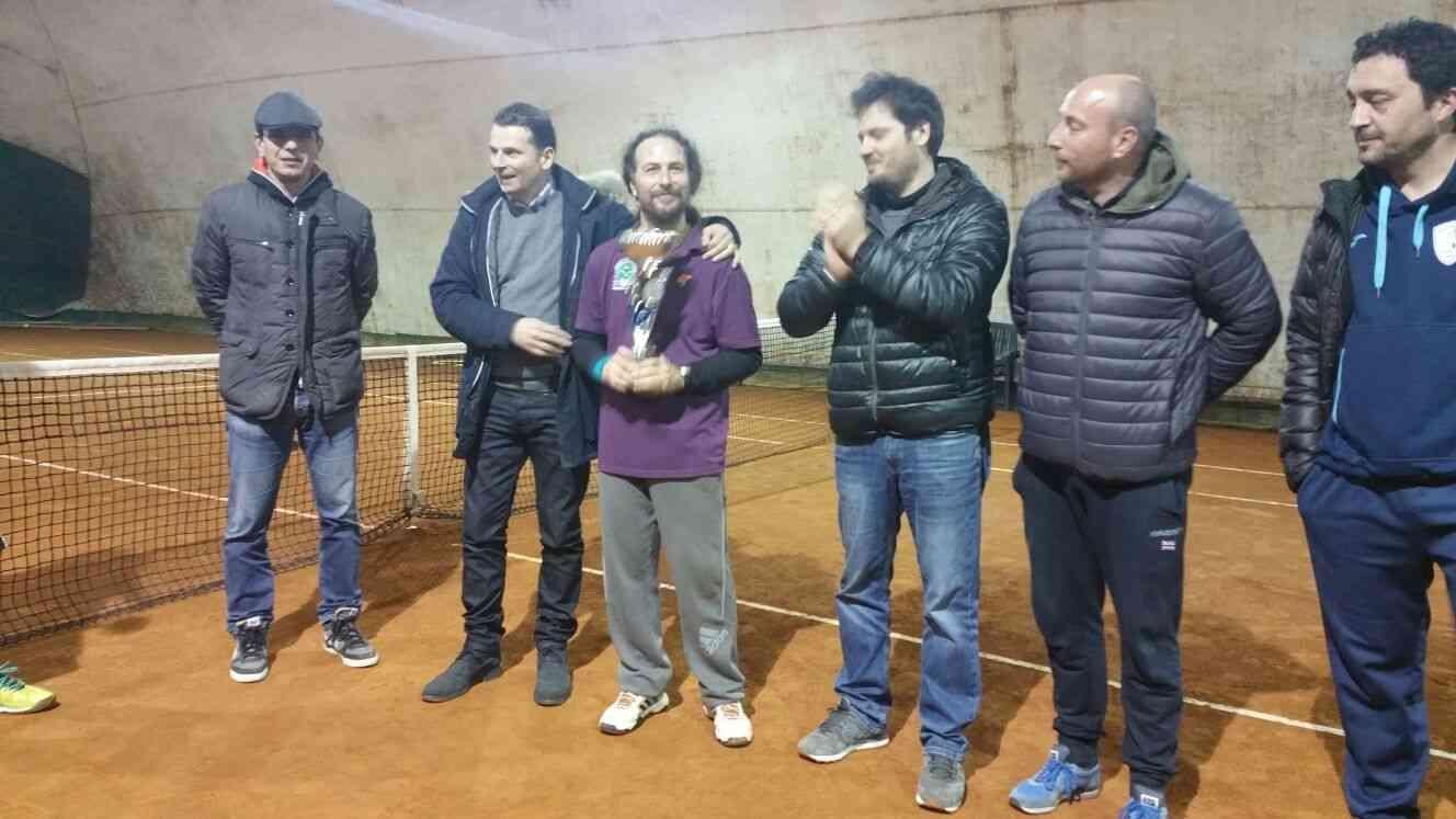Gabriel Berardi e Chiara Sbrighi vincono il torneo di 4a categoria del TC castiglionese