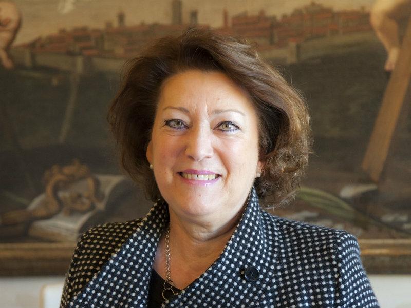 Margherita Scarpellini presenta la sua candidatura a Sindaco venerdì sera a Monte San Savino