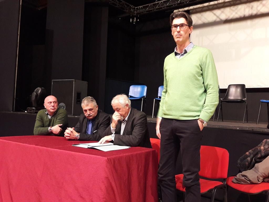 Montepulciano: Marzio Pagliai confermato Presidente di Confesercenti