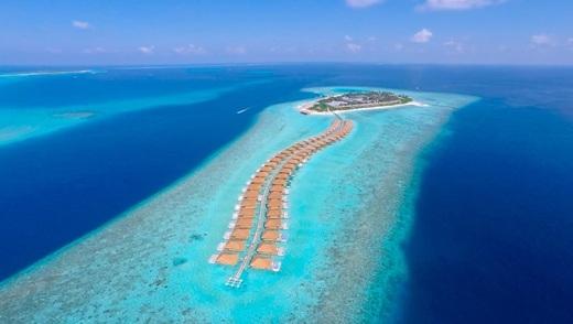 L'HURAWALHI ISLAND RESORT & SPA ALLE MALDIVE SI PRESENTA IN ITALIA