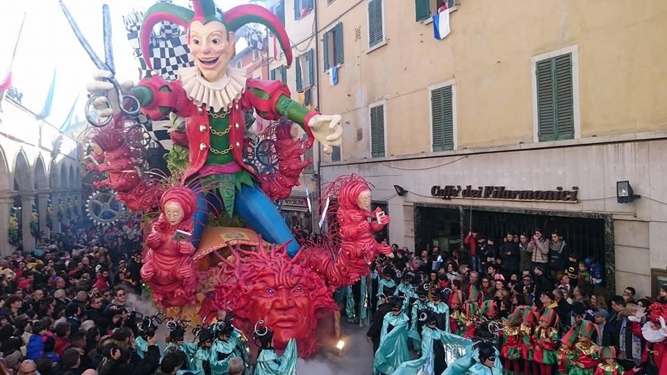 Carnevale di Foiano: vittoria ai Nottambuli