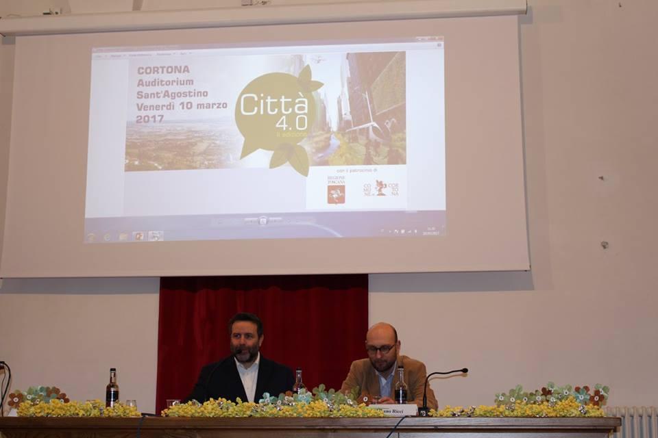 'Città 4.0', Cortona al centro di un laboratorio sulla 'Smart City'