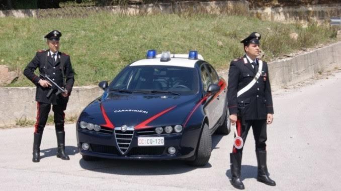 Camucia, 20enne arrestato per spaccio
