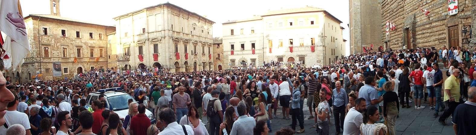 Montepulciano, il trend turistico del 2016 resta in positivo
