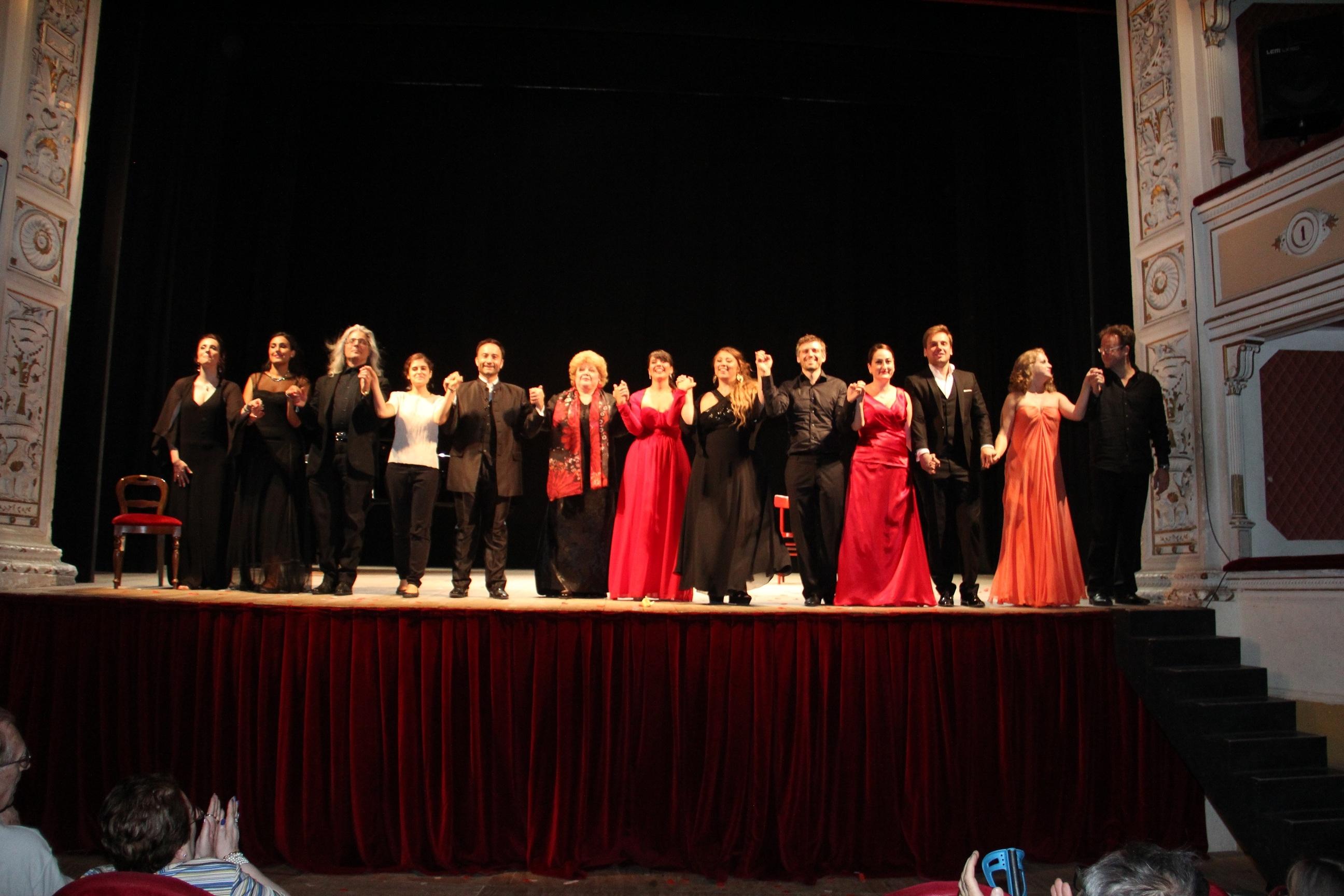 A Cortona una Masterclass di perfezionamenti per cantanti d'Opera