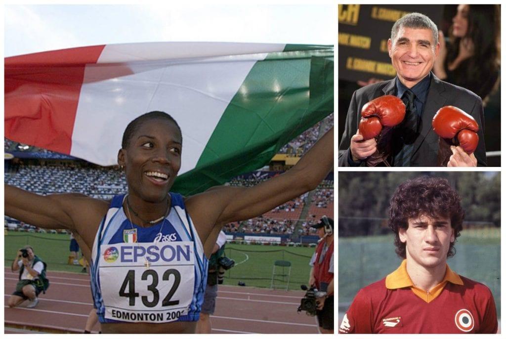 Premio Sportivo dell'Anno: serata finale con Fiona May, Patrizio Oliva e Attilio Sorbi
