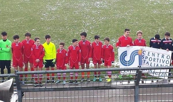 Camucia conquista la finale regionale nella Junior Tim Cup di calcio a 7 Under 14