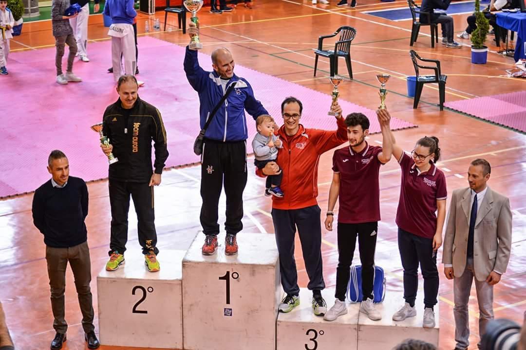 Campionati regionali di teakwondo a Castiglion Fiorentino, ottimi risultati per gli atleti aretini