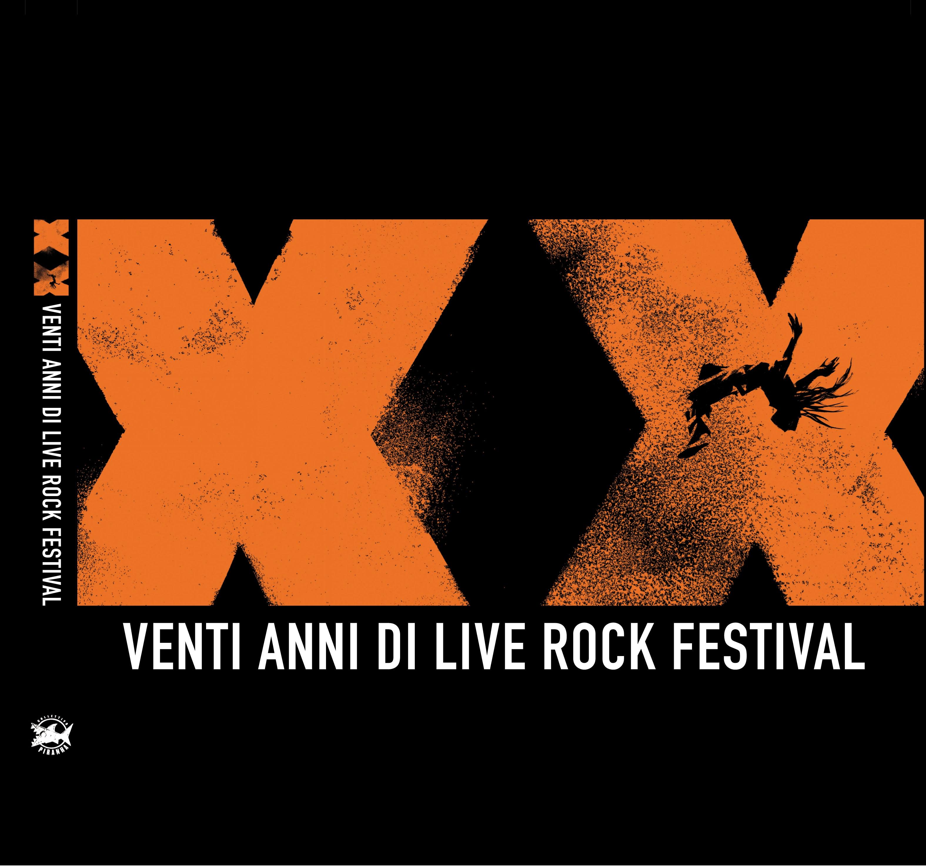 Un libro dedicato ai venti anni del Live Rock Festival di Acquaviva
