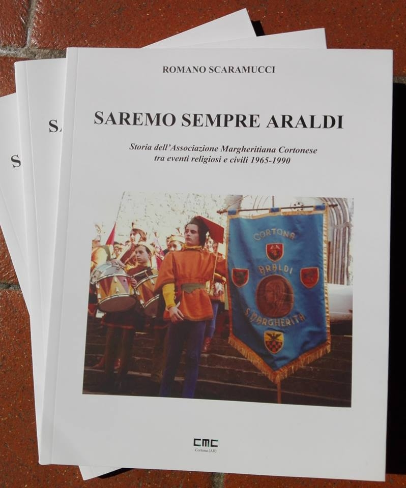 Raduno degli Araldi di Santa Margherita con presentazione del libro di Scaramucci