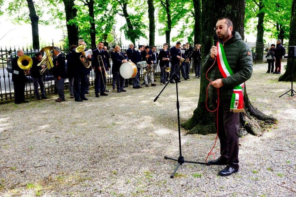 Celebrazioni del 25 Aprile a Montepulciano