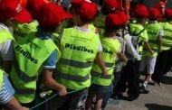 Torrita: dal 2 Maggio alunni a scuola col 'PiediBus'