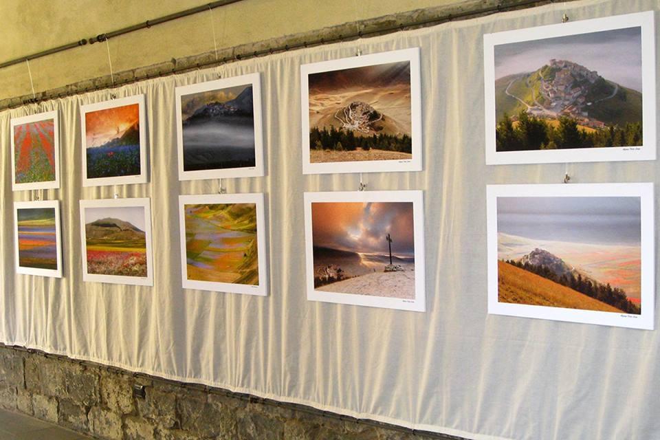 Una Mostra fotografica per Castelluccio di Norcia nel Chiostro di Sant'Agostino