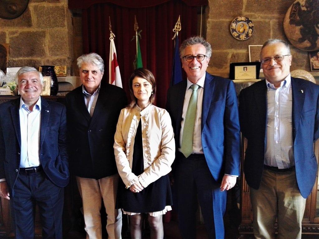 Cortona e Lussemburgo, nasce una collaborazione