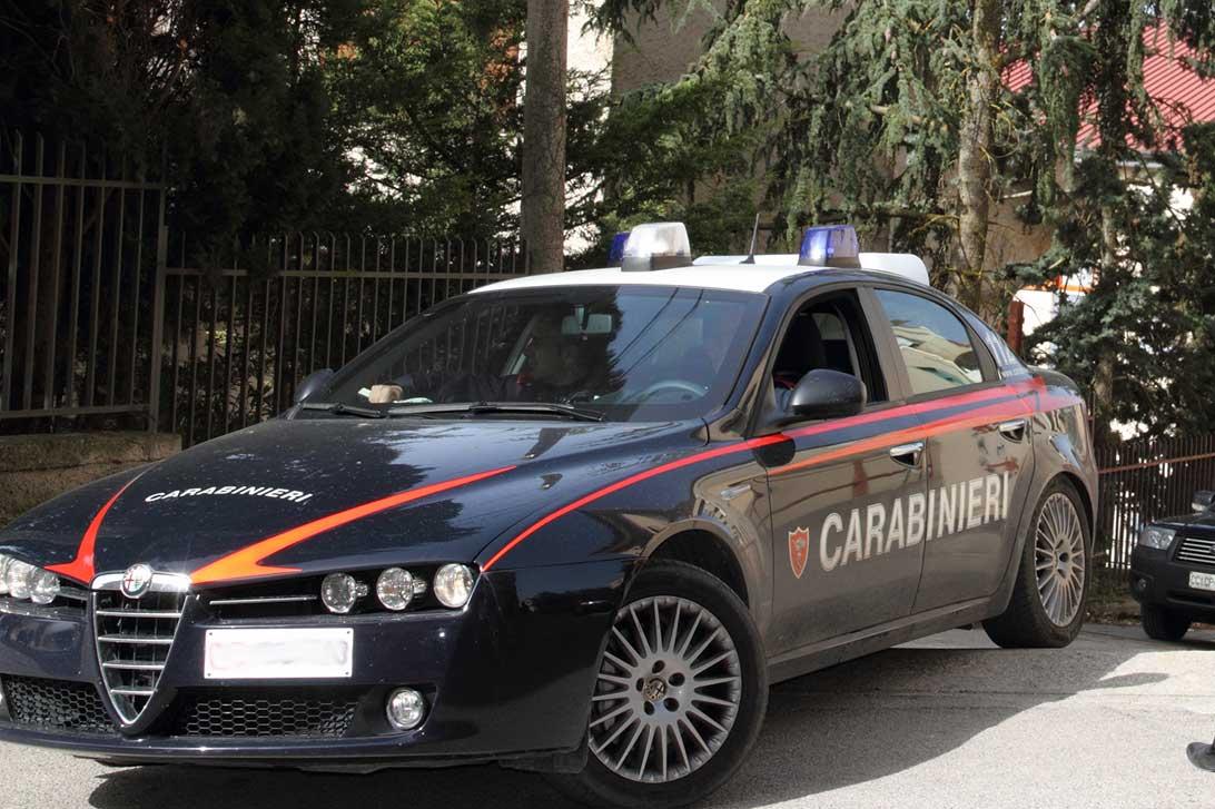Due arresti dei Carabinieri a Cortona