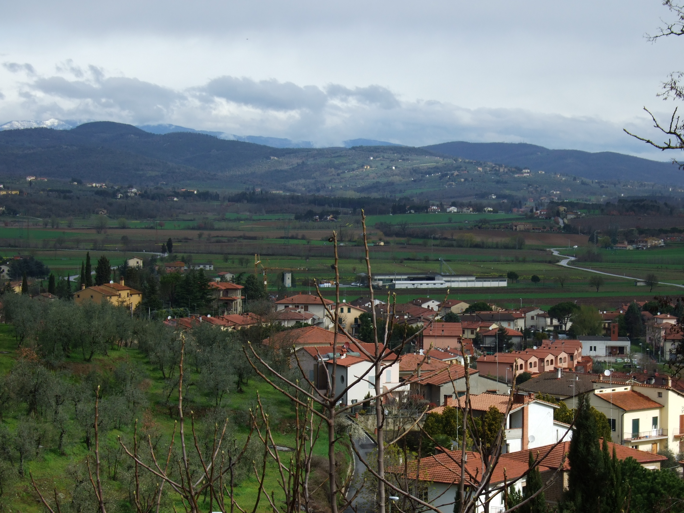Monte San Savino: partiti i lavori sull'Esse