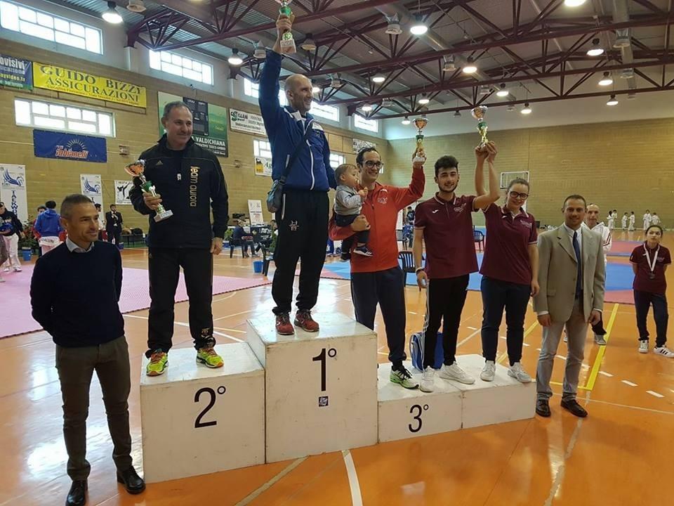 Brilla il Taekwondo savinese ai campionati regionali