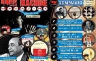 Rock Machine Magazine 7: da Richard Thompson alle storie delle copertine dei dischi passando per Sciascia
