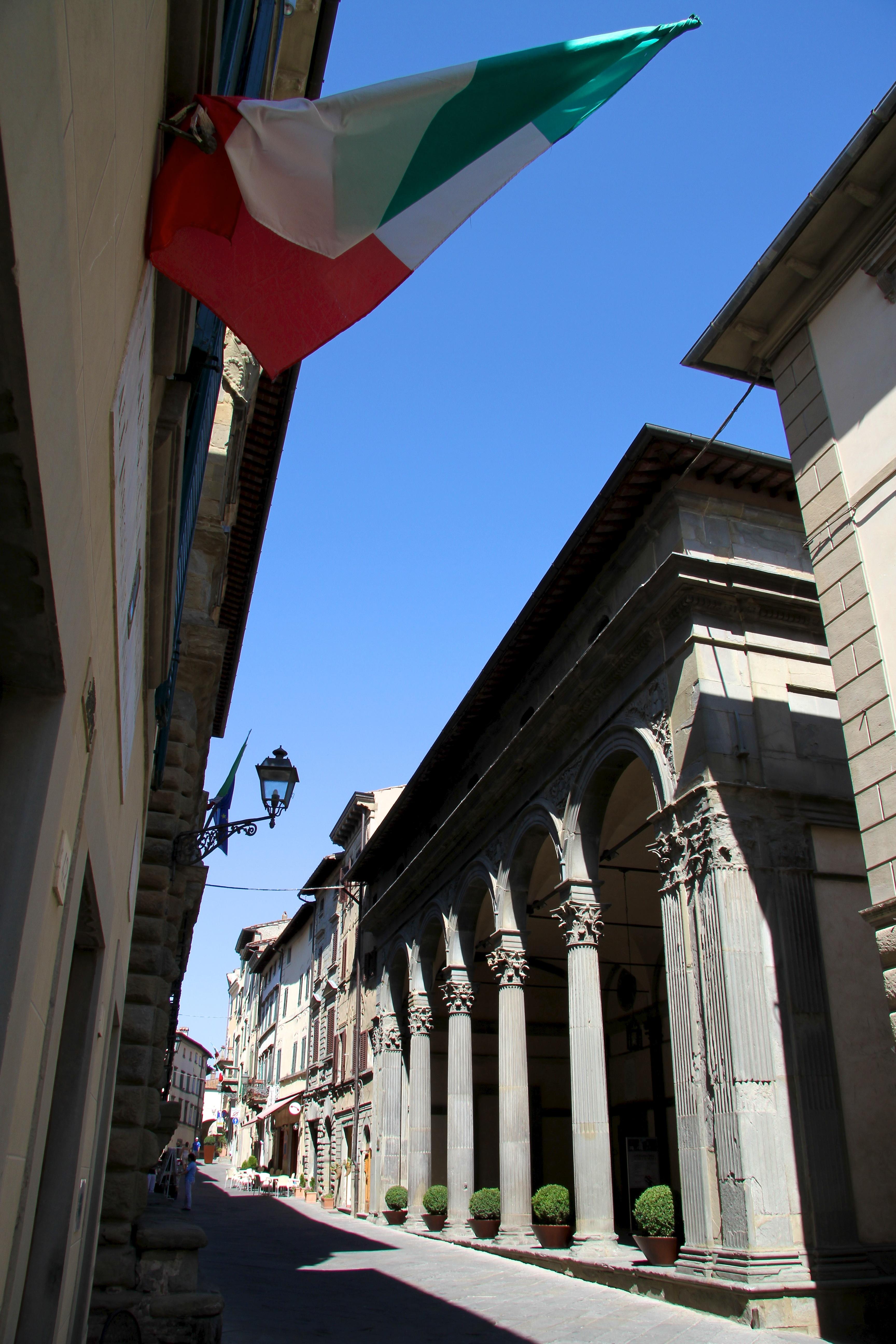 Rilancio e incentivi per il Centro Storico, l'impegno del Comune di Monte San Savino