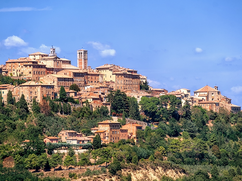 Montepulciano, per Pasqua prenotazioni turistiche oltre l'80%