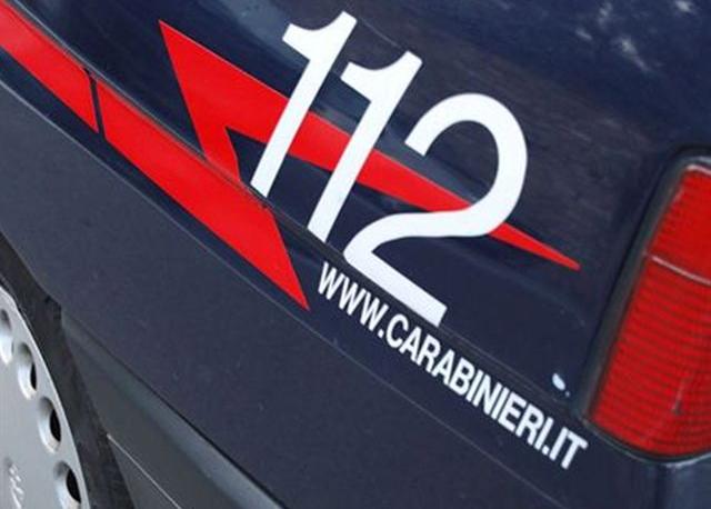 3 rumeni scoperti dai Carabinieri con 530Kg di rame e arnesi per l'effrazione
