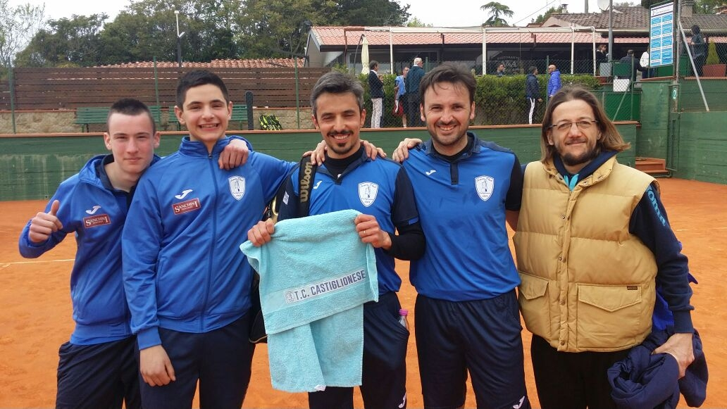 Risultati positivi per le squadre del TC Castiglionese