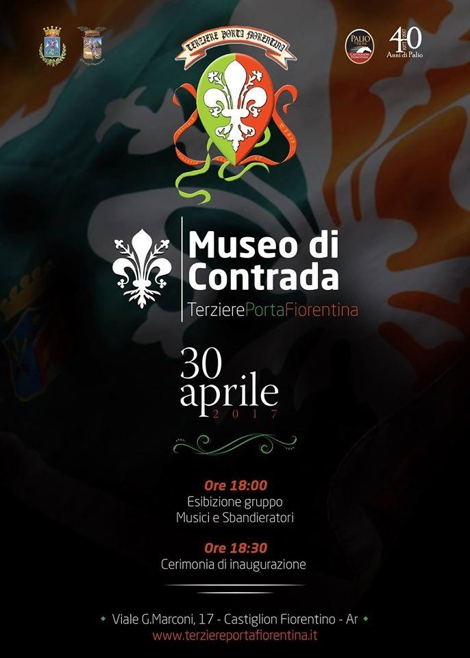 Porta Fiorentina, nasce il Museo di Contrada