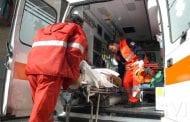 Ciclista cade durante gara ciclistica, trasportato a Siena in codice rosso