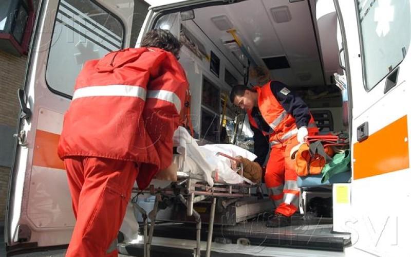 Incidente sul lavoro a Lucignano, due feriti