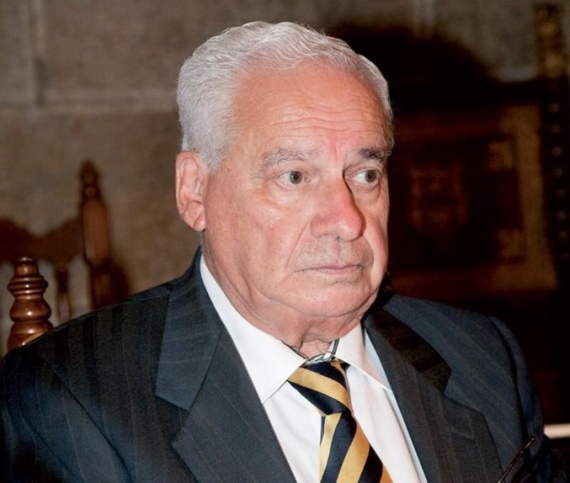Scomparso il Prof. Edoardo Mirri, Lucumone Onorario dell'Accademia Etrusca