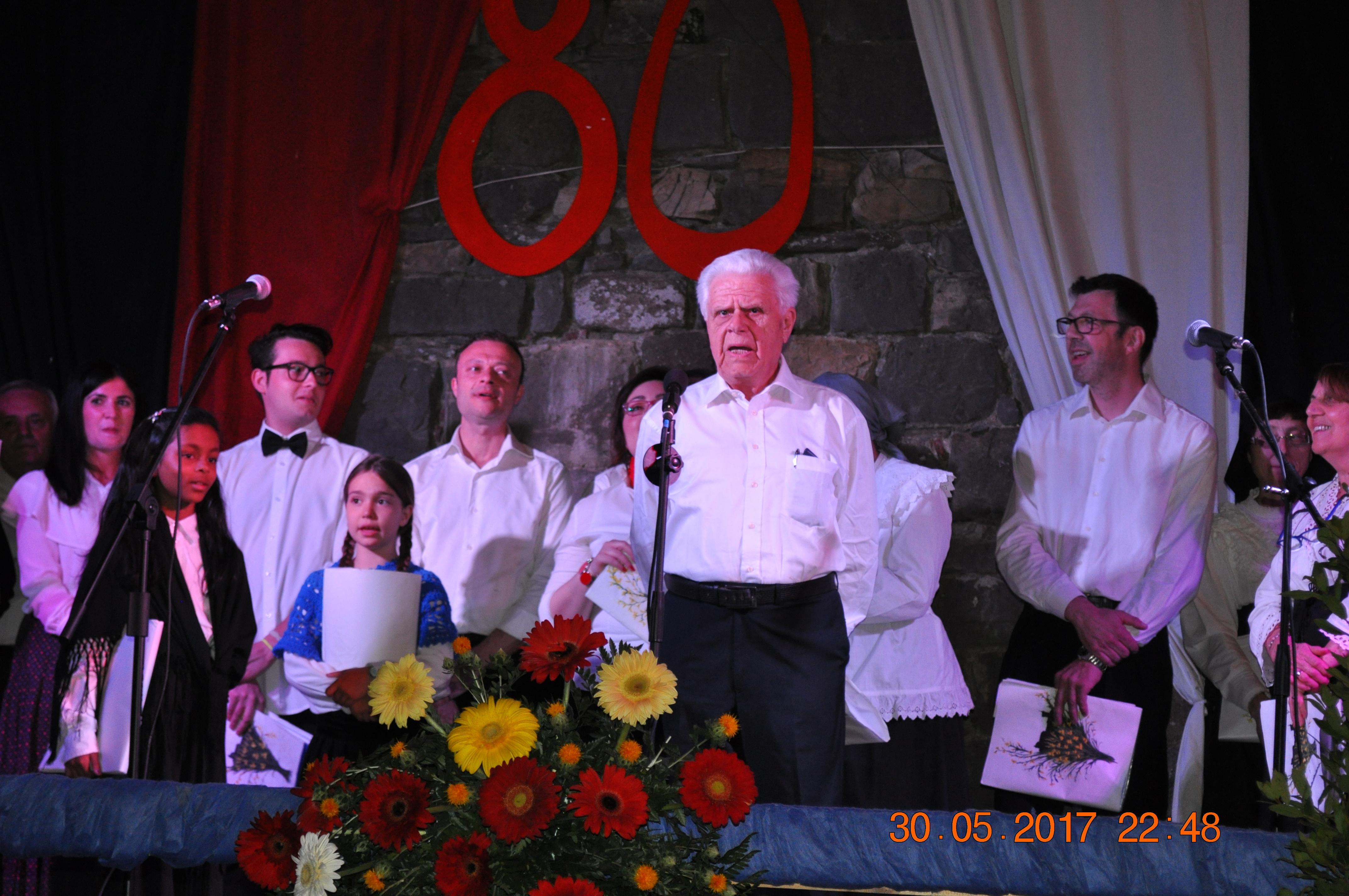 RievoCantando, una splendida serata di musica alla Maggiolata