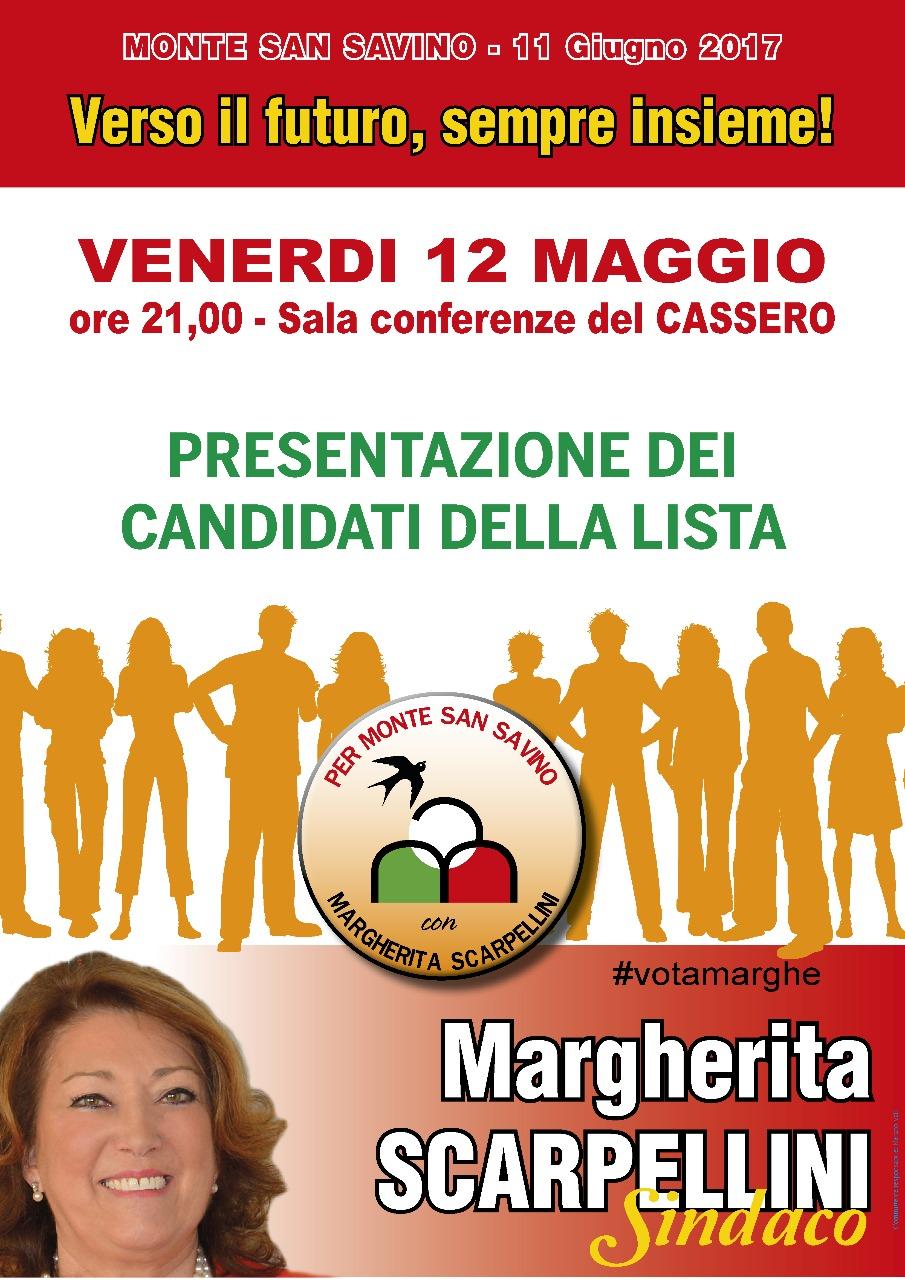 Margherita Scarpellini presenta la sua