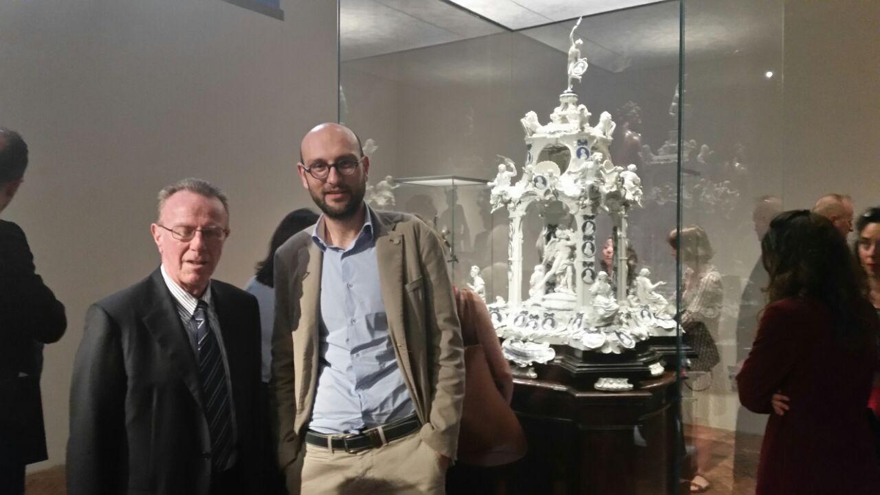 Il Tempietto Ginori in mostra al Bargello