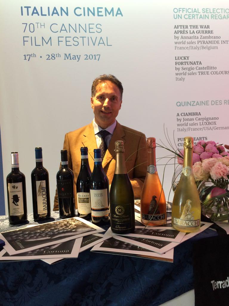 La Cortona DOC protagonista al Festival di Cannes