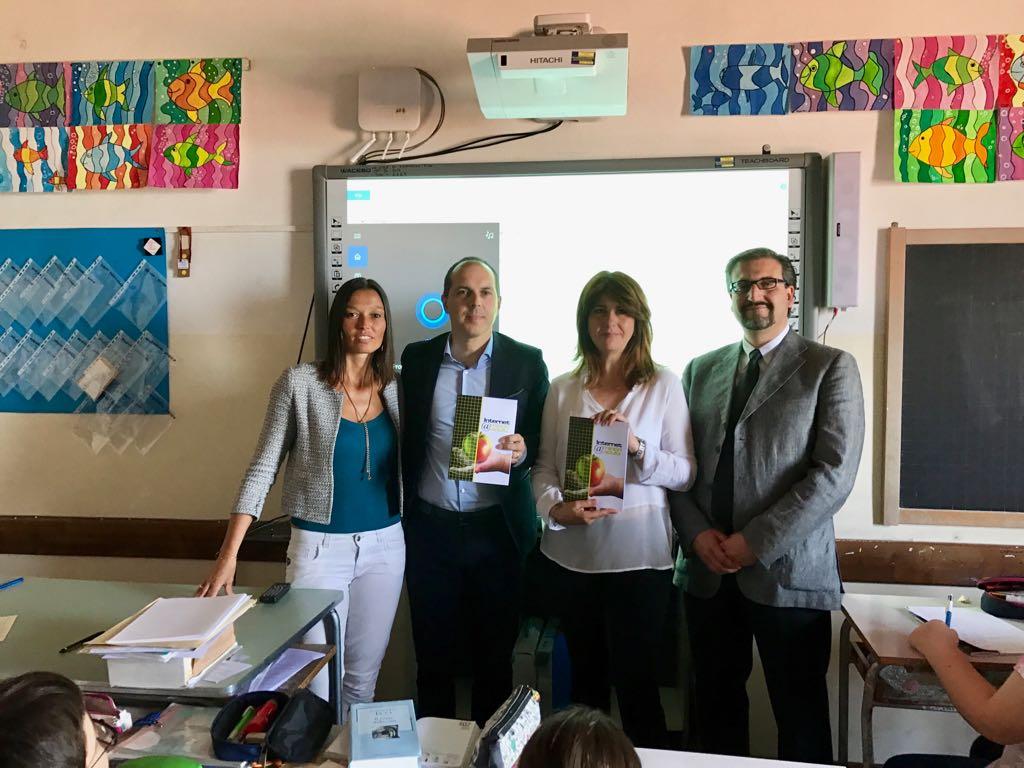 Internet e minori, iniziativa alla scuola Alighieri di Castiglion Fiorentino