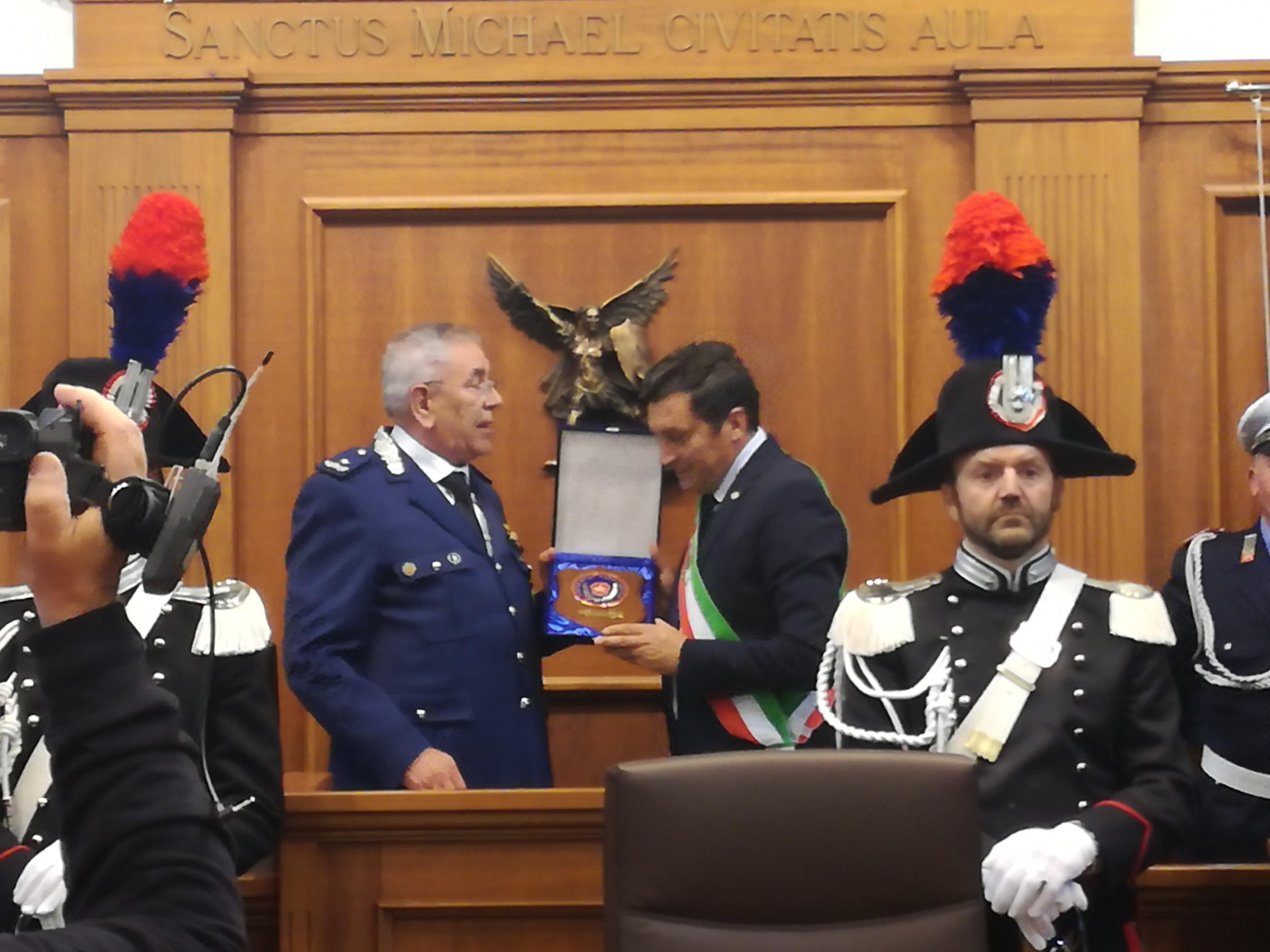 Castiglion Fiorentino: intitolata la Sala del Consiglio a San Michele