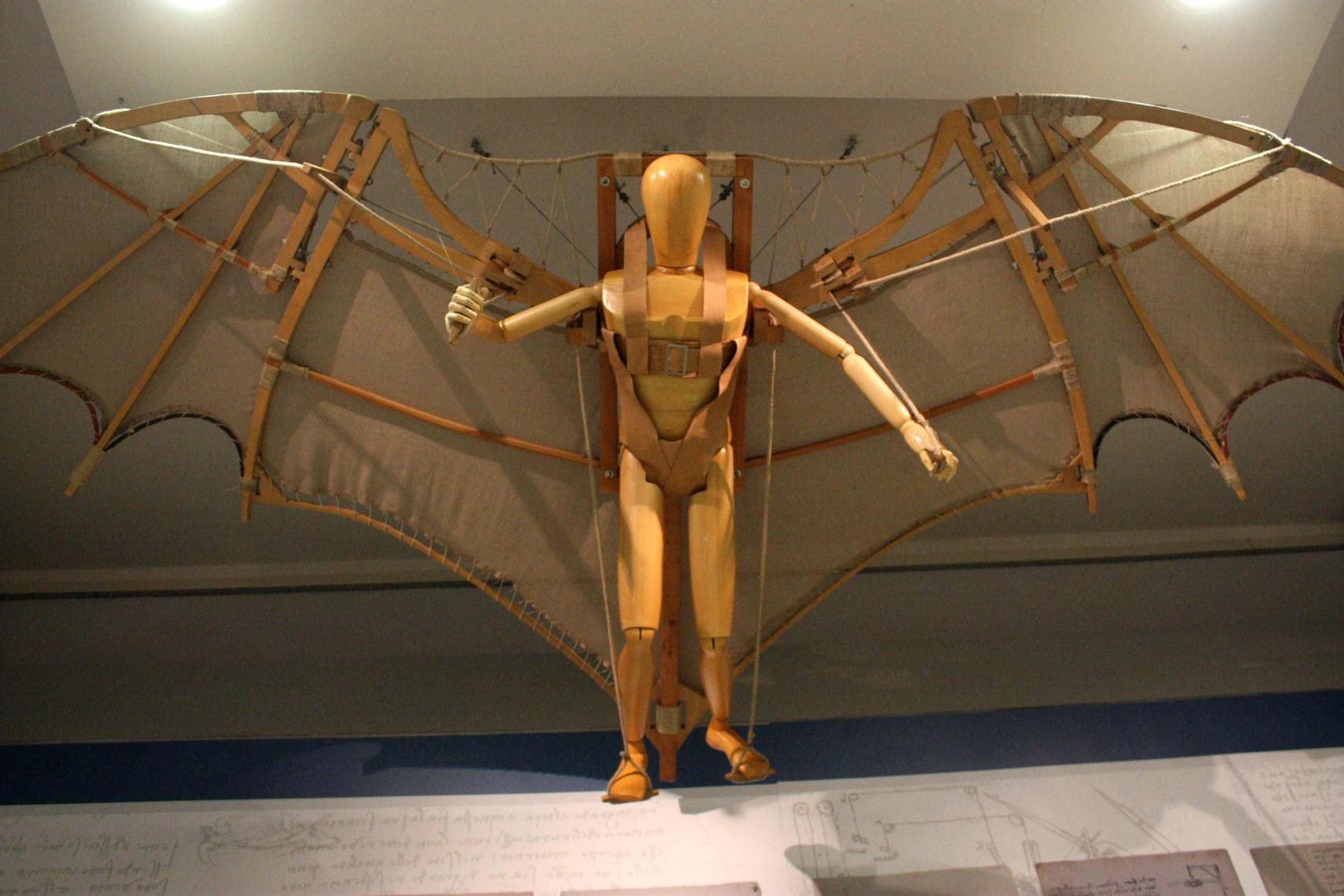 Leonardo da Vinci: Visions, via alla mostra a Montepulciano
