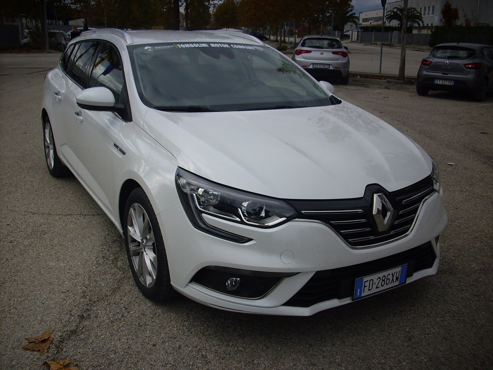 Test Drive: Renault Megane station wagon