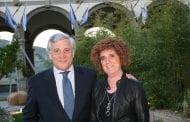 Marcella Luzzi (RinasciMonte) ha incontrato il Presidente Tajani