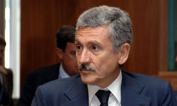 Massimo D'Alema ad Arezzo per 'Articolo 1'